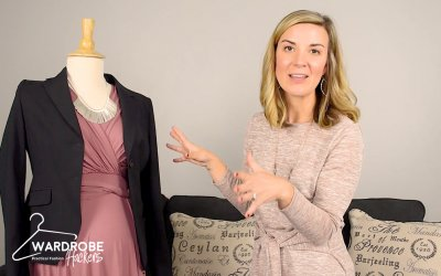 5 Fashion Trends for the Workplace When Expecting (Watch Video)