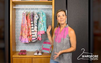5 Simple Steps to Convert a Bookcase Into a Closet for Your Little One (Watch Video)