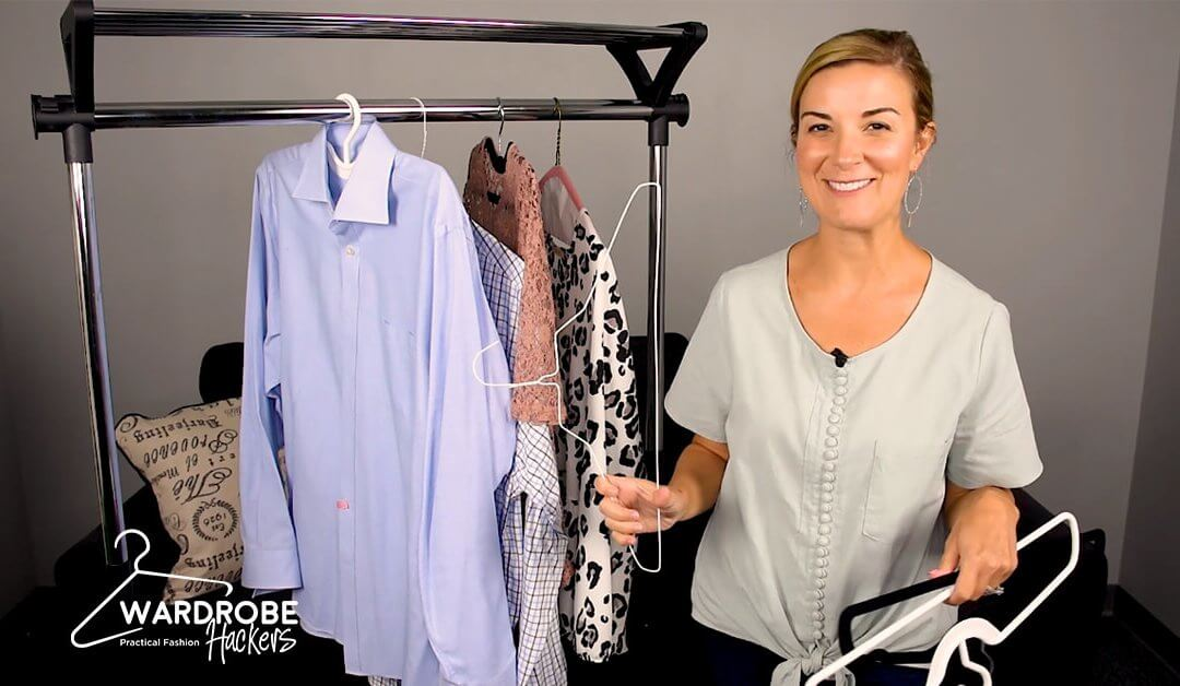 The Space Saving Clothes Hanger That Marie Kondo Would Approve