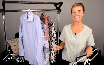 The Space Saving Clothes Hanger That Marie Kondo Would Approve (Watch Video)