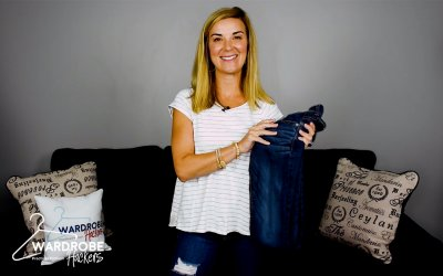 Distressing Jeans: The DIY Way on the Cheap (Watch Video)