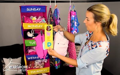 The Best Kids Morning Routine and Organization Hacks (Watch Video)