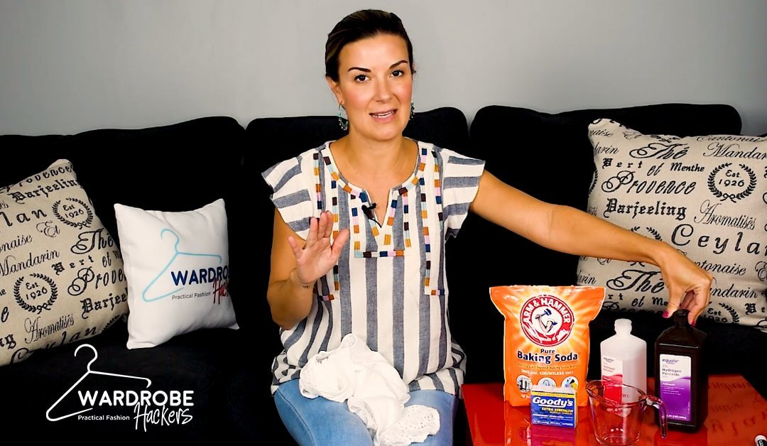 9 DIY Recipes to Remove Sweat Stains from Clothes