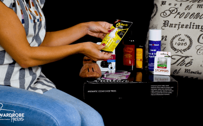 Giveaway – Shoe Care Products Bundle