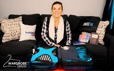 6 Tips for Packing Your Carry-On More Efficiently (Watch Video)
