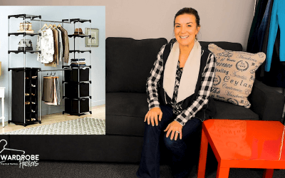 Giveaway – Adjustable Closet Organization System