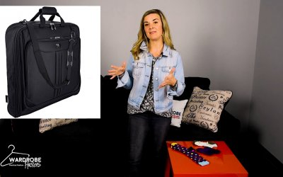 Giveaway – Rolling Luggage Suitcase