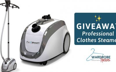 Giveaway – Professional Clothes Steamer