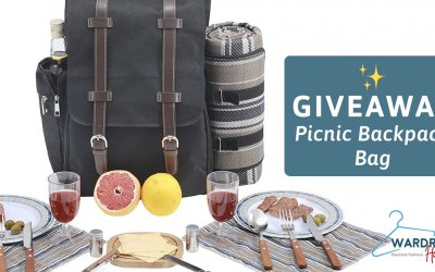 Giveaway – Picnic Backpack Bag