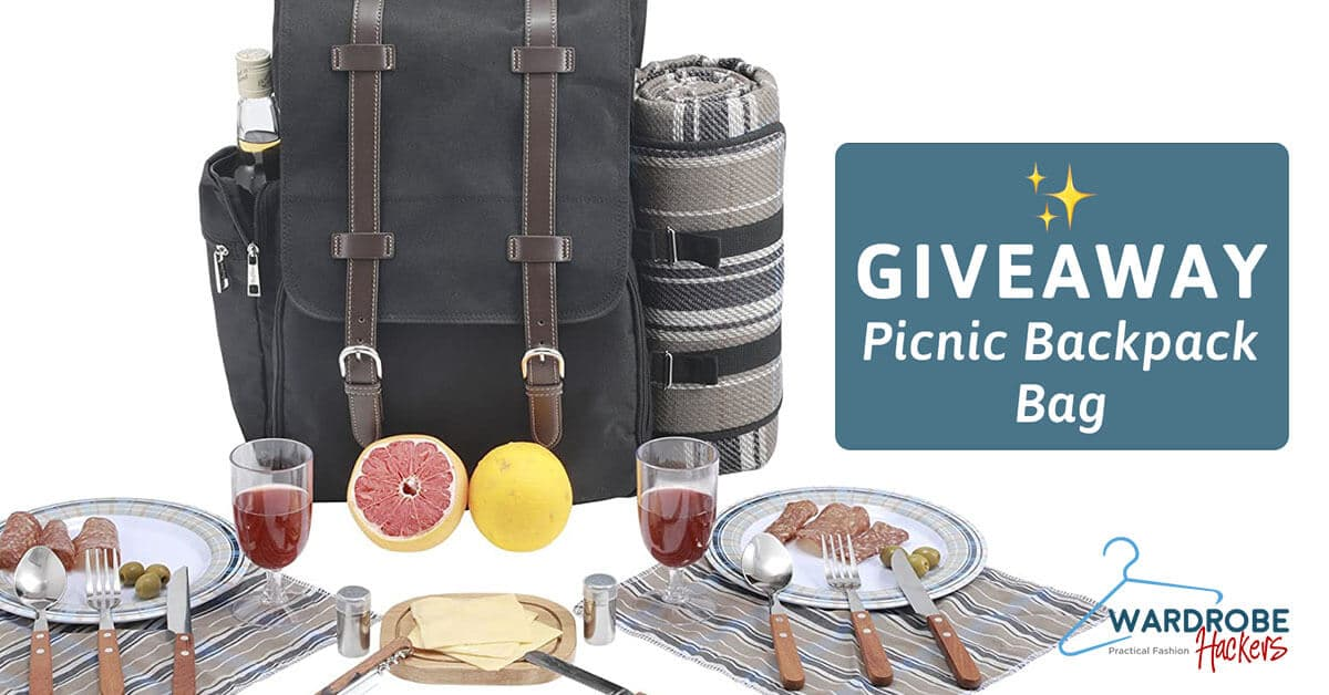 picnic backpack bag giveaway