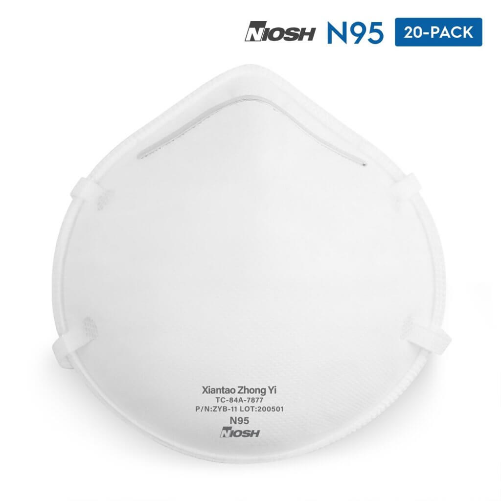 N95 Face Masks by AccuMed